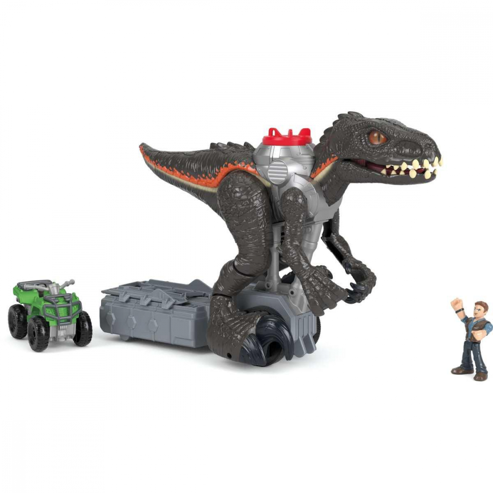 JURASSIC WORLD INDORAPTOR GD