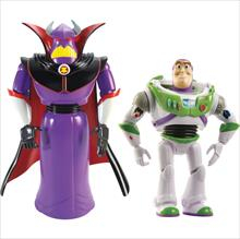 Toy Story 4 Pck C/3 Buzz Zurg