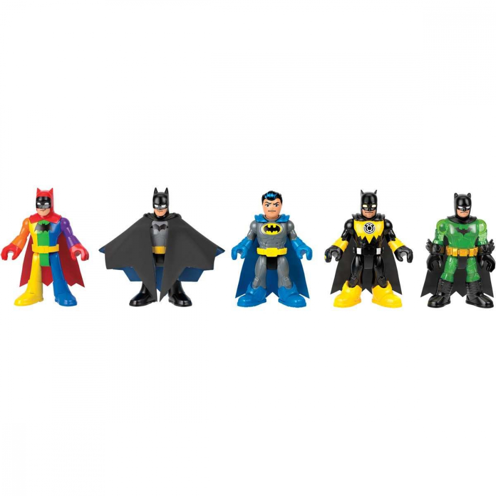 BATMAN ANIV. 80 ANOS PCK 5 PCS
