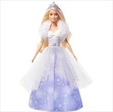 Barbie Fan Princesa Vestido Magico