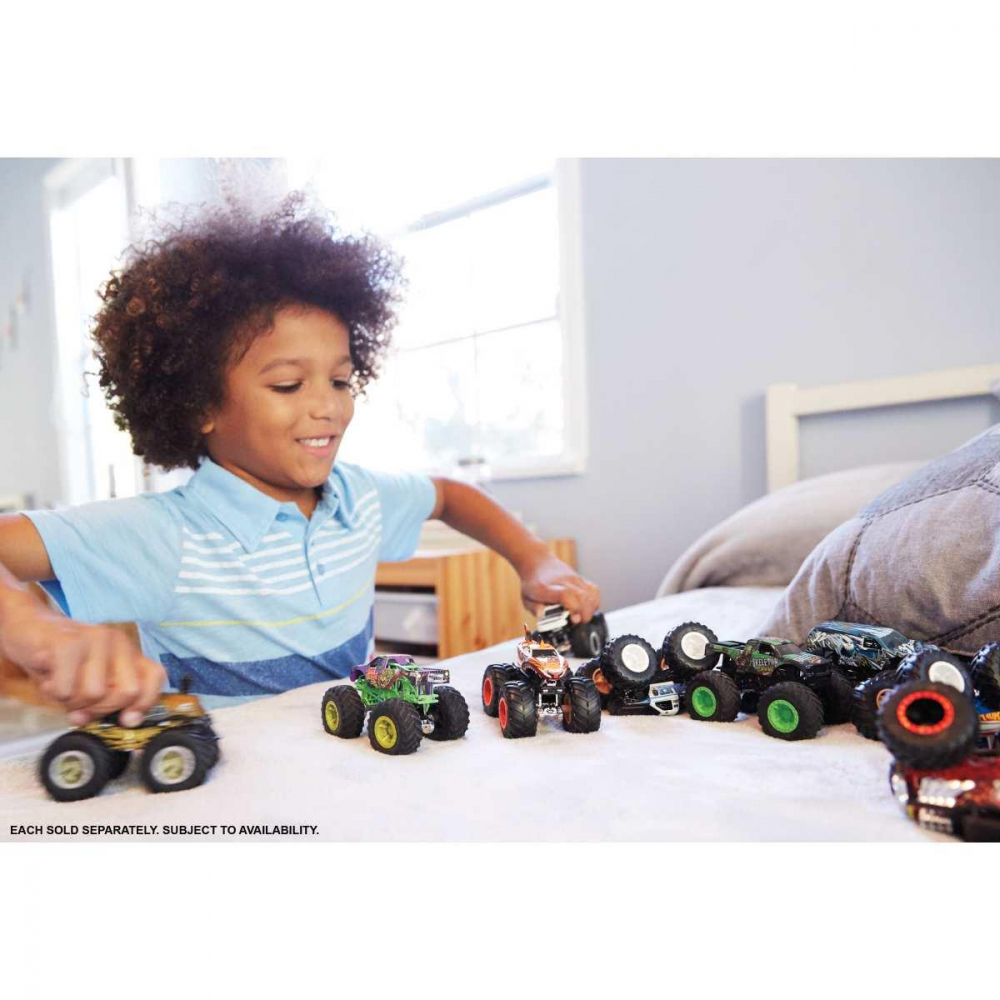 MONSTER TRUCKS 1:64