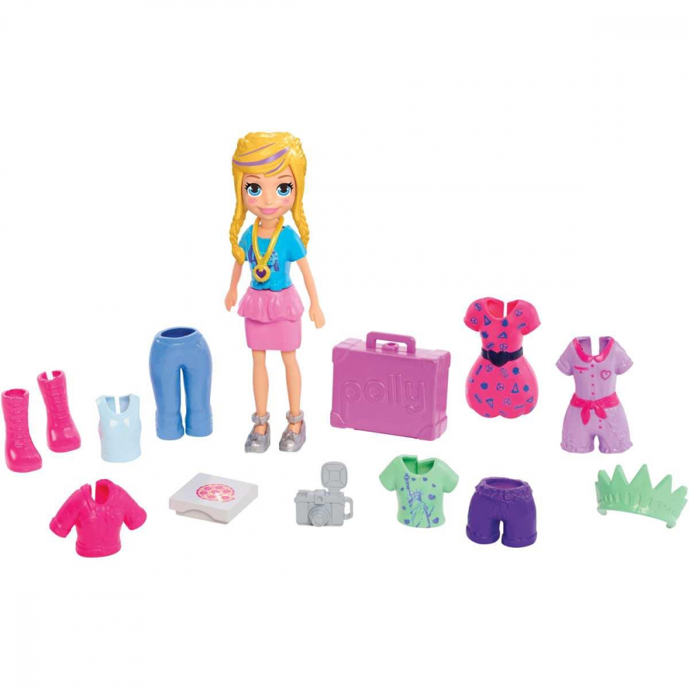 POLLY KIT FASHION DE VIAGEM