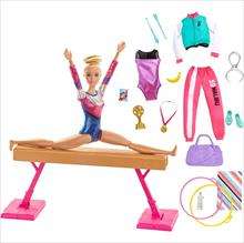 Barbie Playset Ginasta