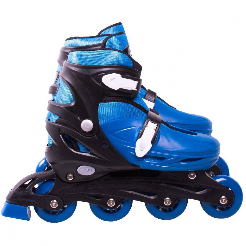 PATINS RADICAL IN - LINE TAM. G 37-40 AZ