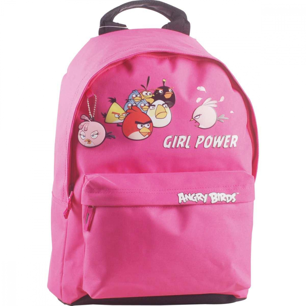 ANGRY BIRDS MD 1BOLSO PINK