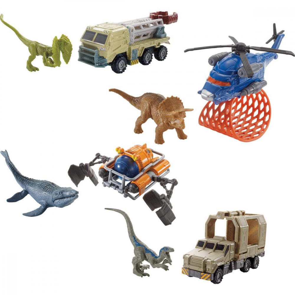JURASSIC WORLD DINO TRANSPORT