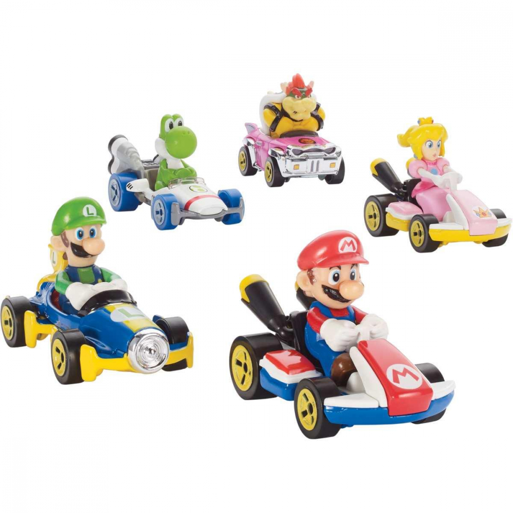MARIO BROS KART CARRO SORT.