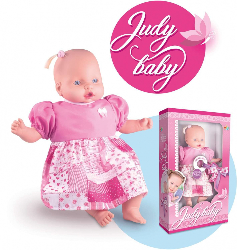 JUDY BABY FRASES 48CM