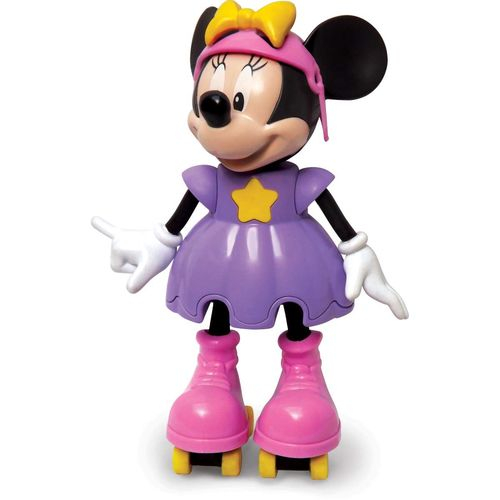 MINNIE PATINADORA 25 CM