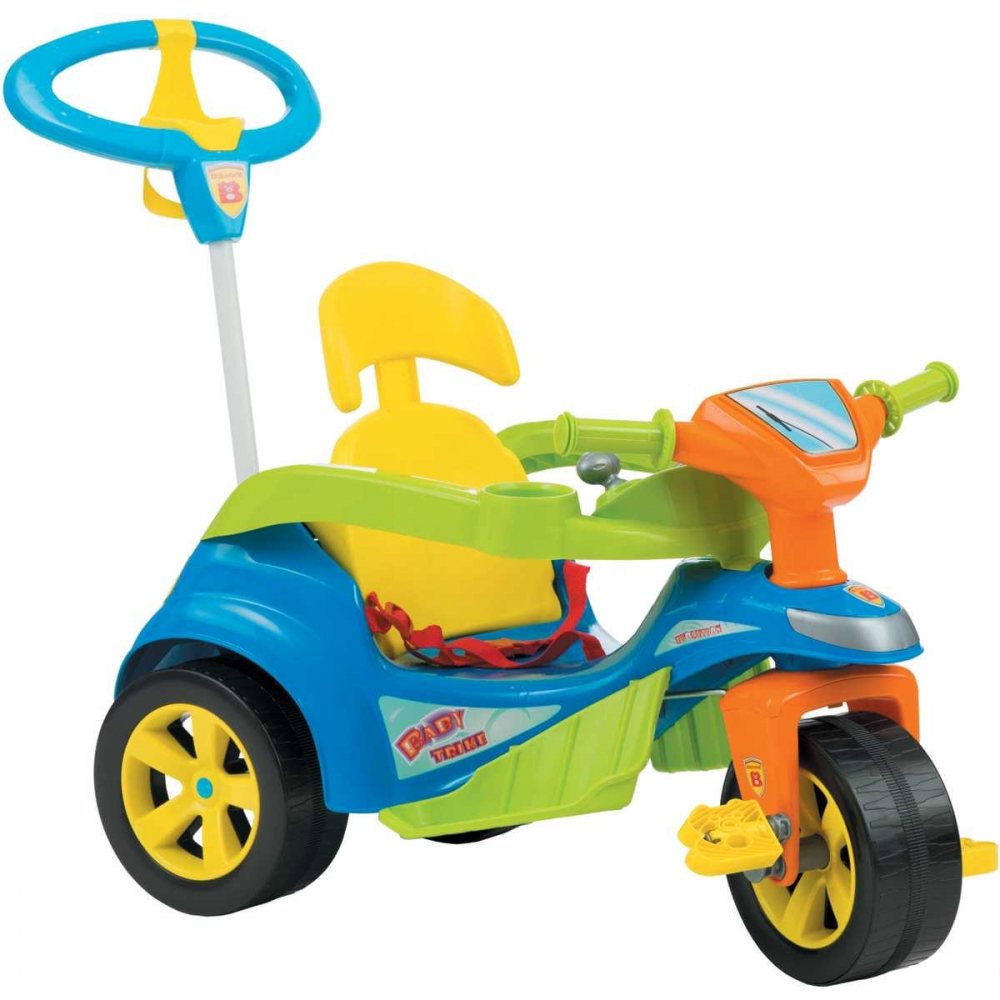 BABY TRIKE EVOLUTION AZUL