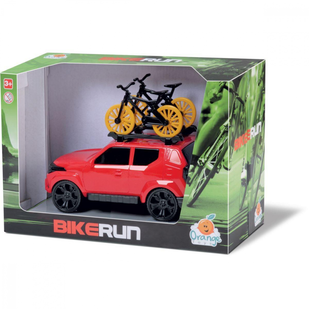 BIKE RUN CITY CORES SORTIDAS